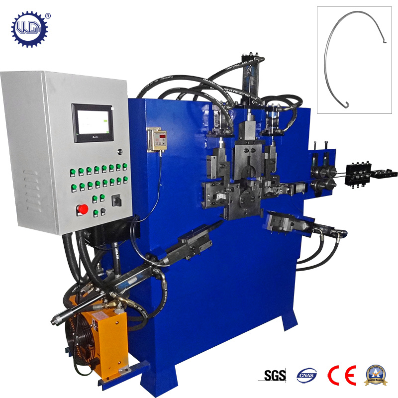 Automatic Metal Wire Bucket Handle Making Machine (East-West type)