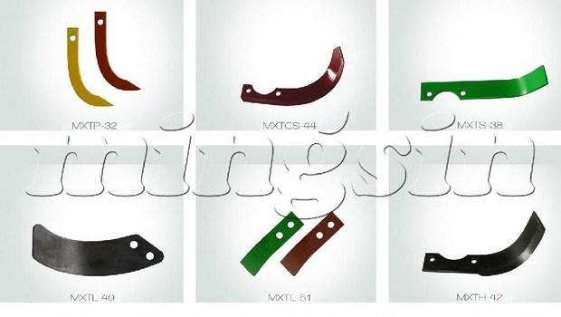 Steel Blade / Rotary Tiller Blades (MXTH42)