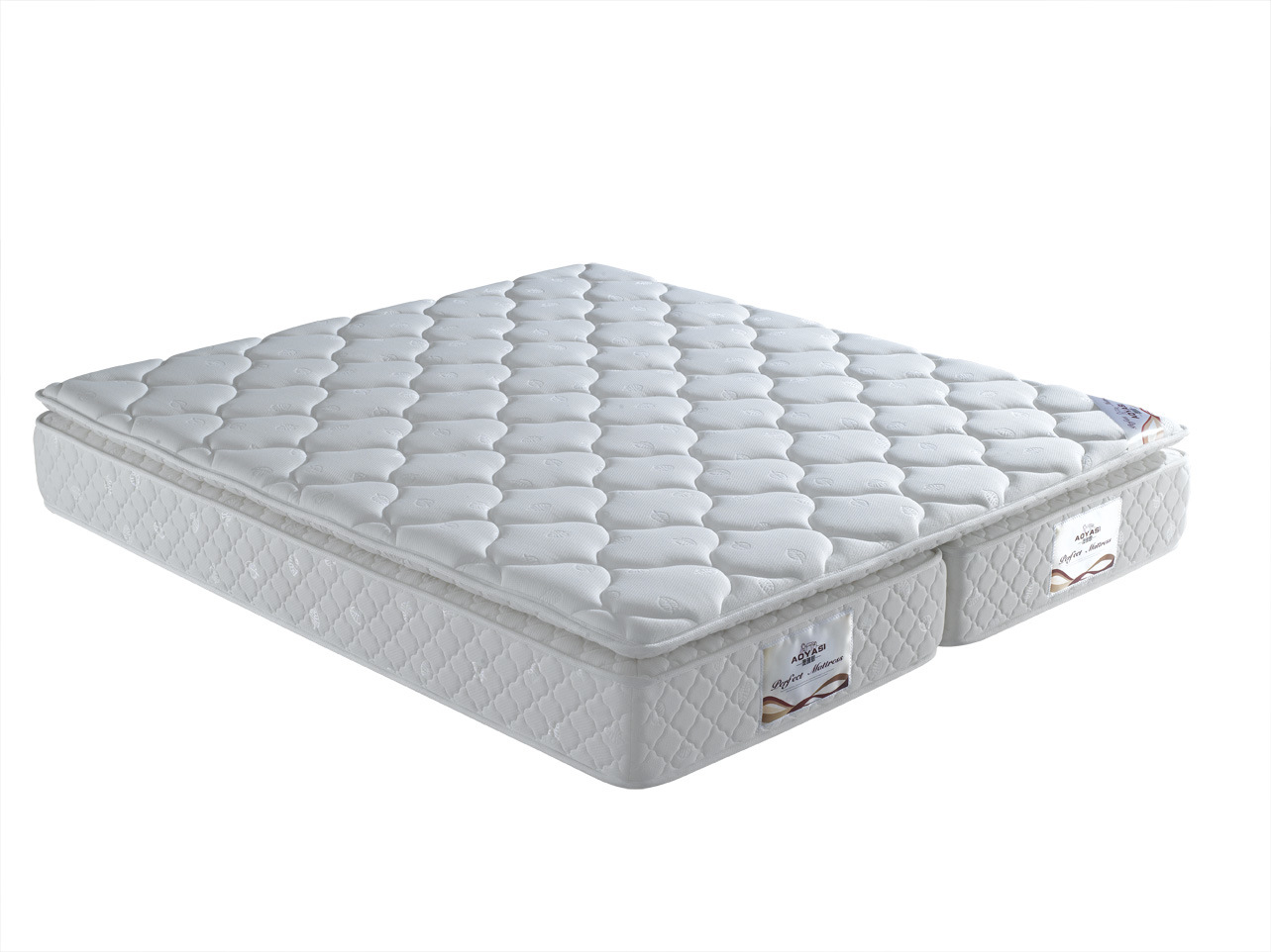 macy s home design mattress pad view product details comfort memory foam pocket spring mattress bed