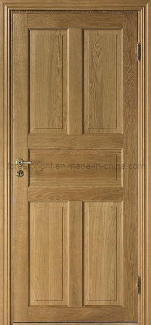 China White Oak Interior Wood Door (CD-0206) - China Wooden Door ...