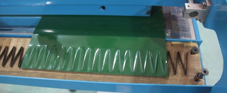 Finger Punch for Conveyor Belt, Light Weight Belt