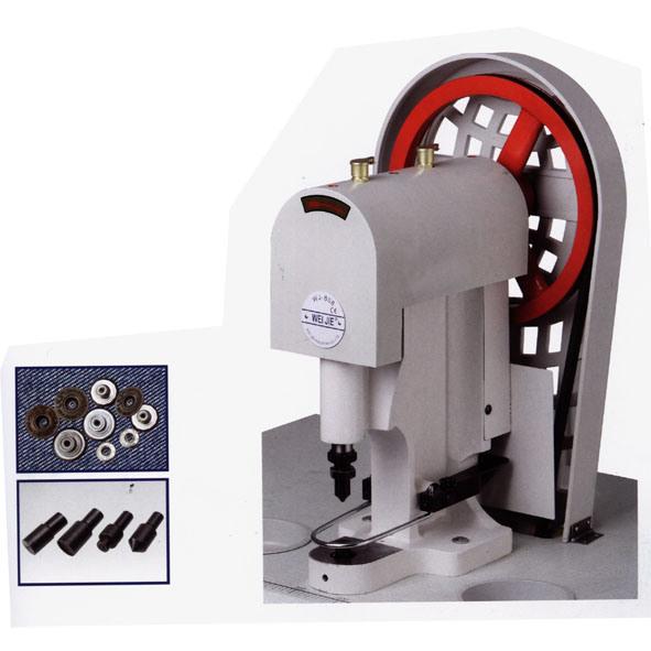 snap button machine
