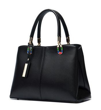Fashion Style Simple Ladies Bag PU Women Handbags
