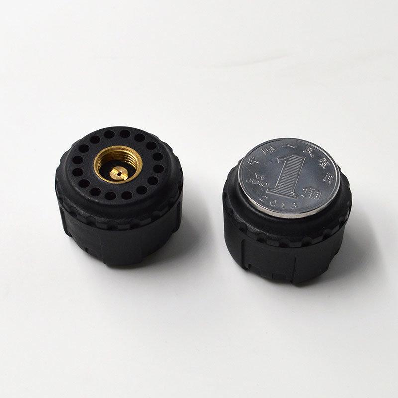 Color Display Tire Pressure Gauge, Solar Energy Power