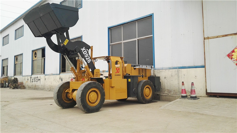 Xd926 Coal Mining Equipment (side sitting) 0.8m3 2.0 Ton