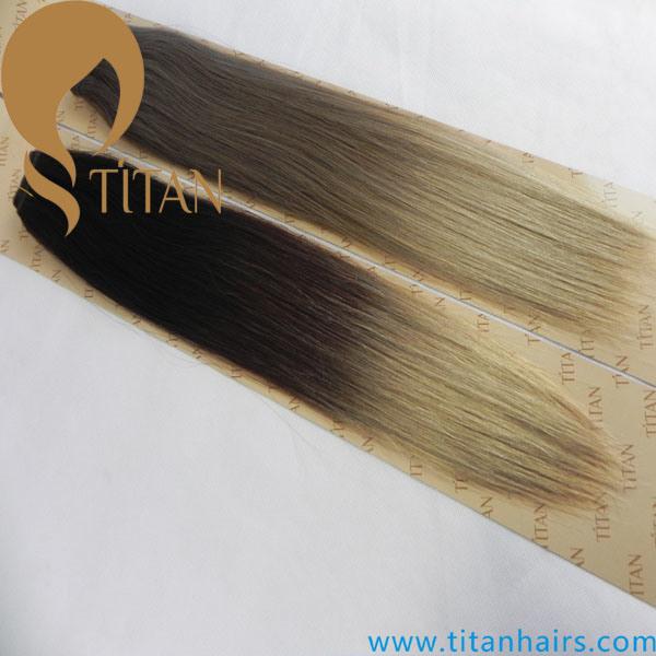 Brazilian Human Virgin Remy Hair (Titan hair)