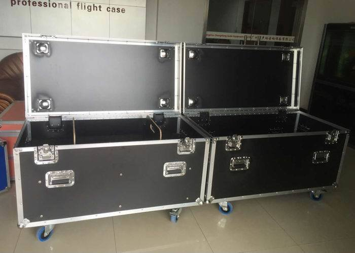 Customized Aluminum Flight Case with Removable Dividers