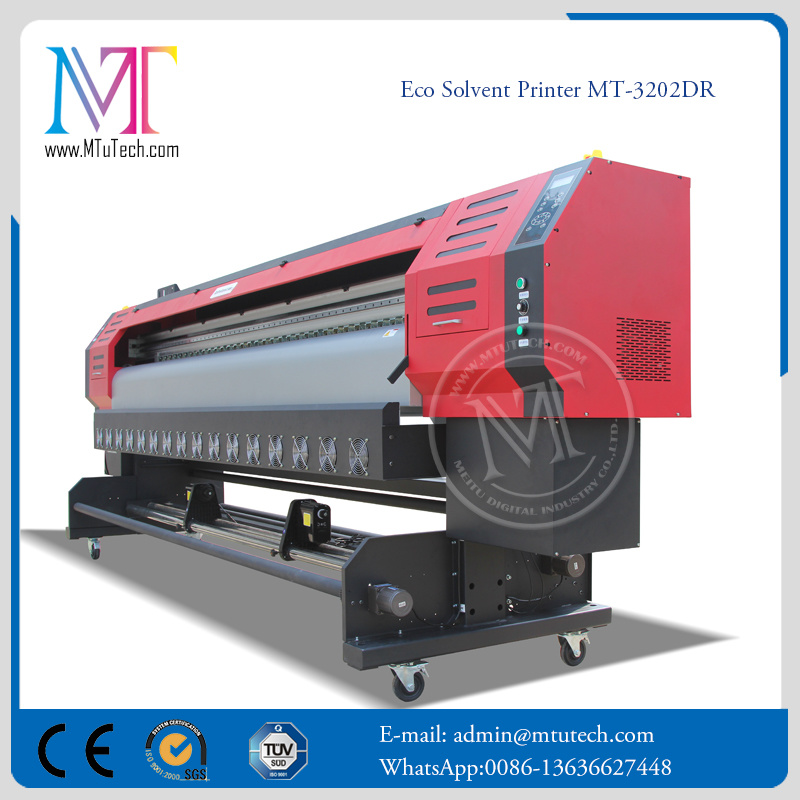 3.2 Meters Eco Solvent Printer with Ricoh Print Head Mt-3202dr