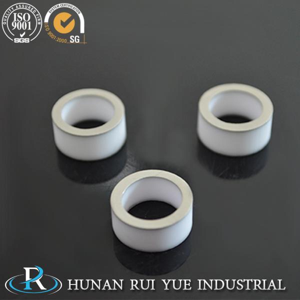 High Precision Glazing Alumina Metallized Ceramic Part