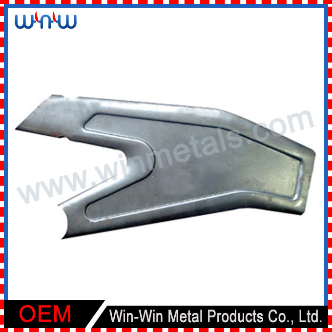 OEM/ODM High Precision Customized Fast Supplier Alloy Aluminium Punching Machine Sheet Metal