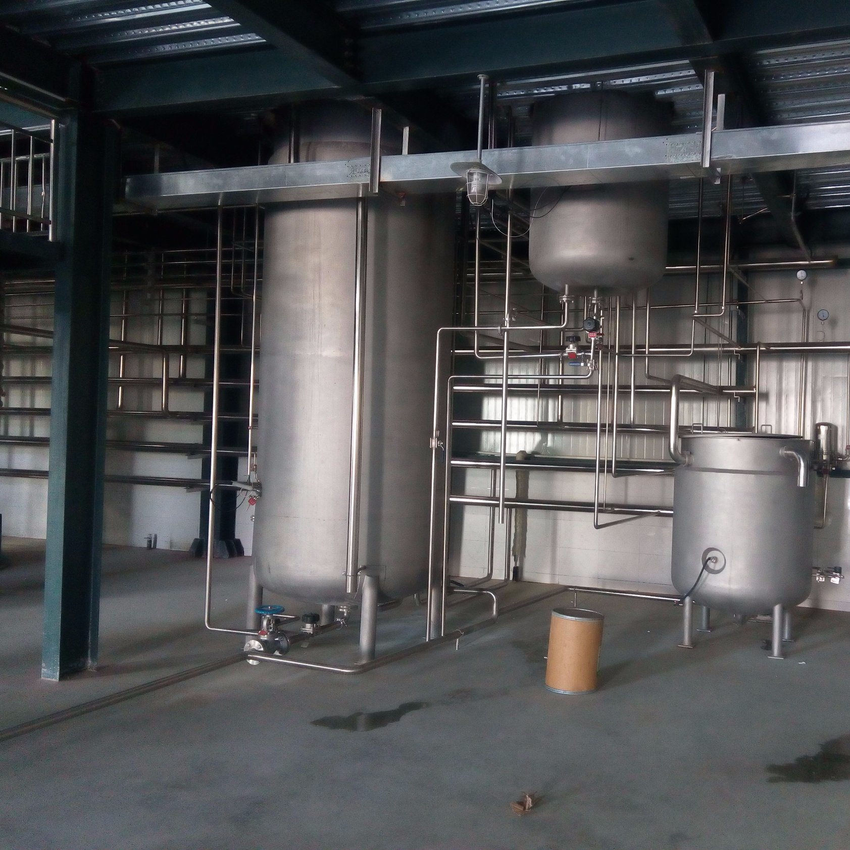 2000 Liters Stainless Steel Fermenter