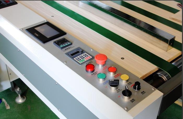 Thermal Film Laminator Machine with Sheeting Device