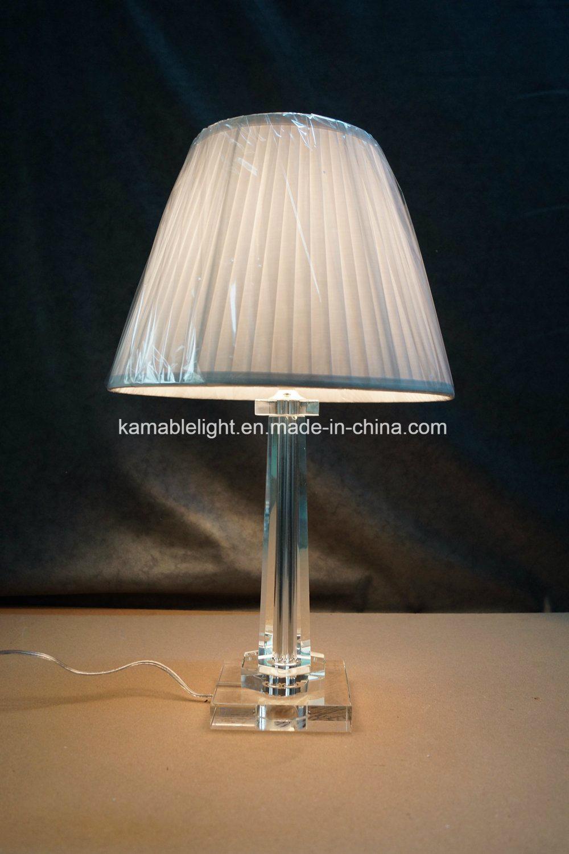 Luxury Crystal Decorative Living Room Table Light (KATL1184)