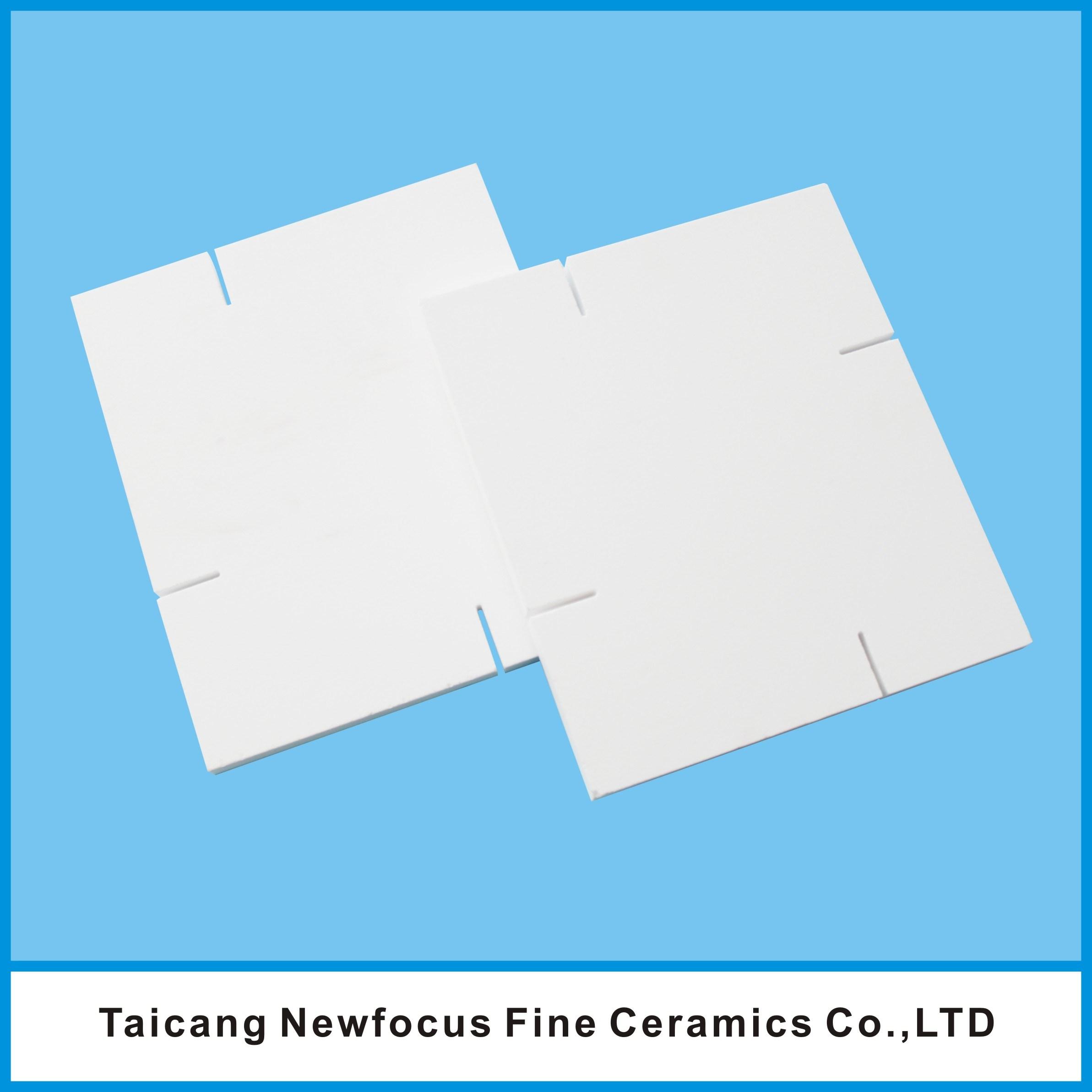 Alumina Bearing Plate