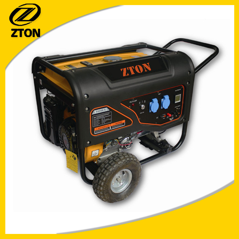 6kw Engine Electricity AVR Petrol Generator (set)