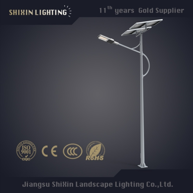 Ce Certified 30W-120W Solar Street Light 5 Years Warranty