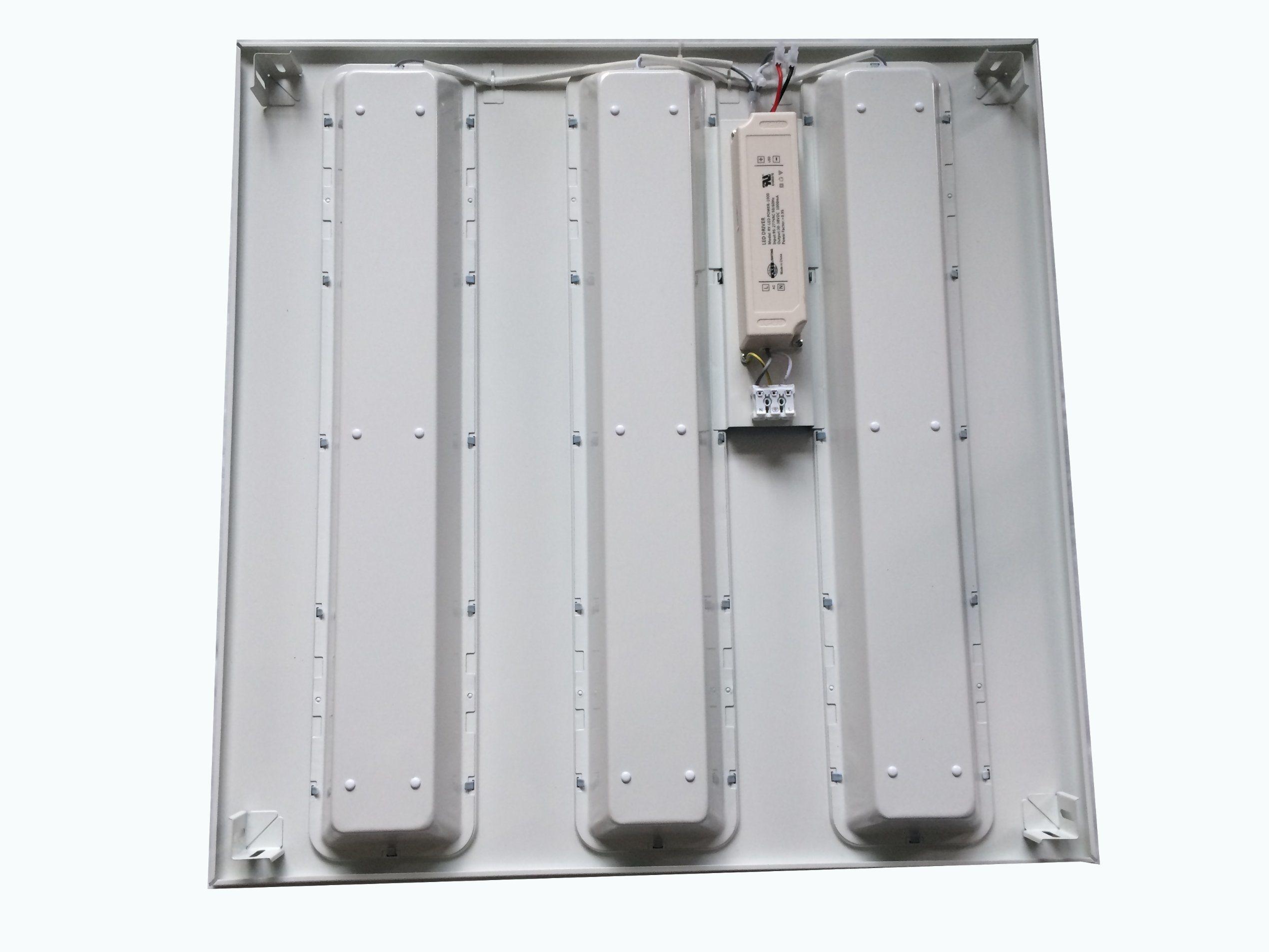 20W 40W 60W UL Down Troffer Panel LED Grille Lamp
