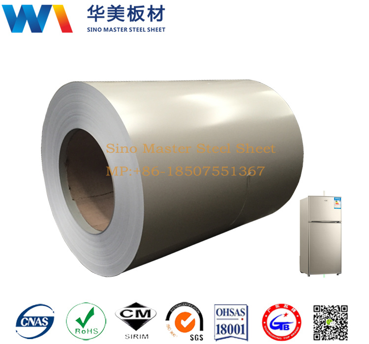 Top Selling for Refrigerator Body Steel Sheet White PCM