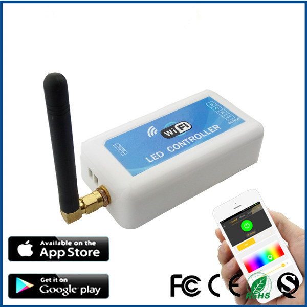 Smart Home Automation Programmable RGB WiFi Controller