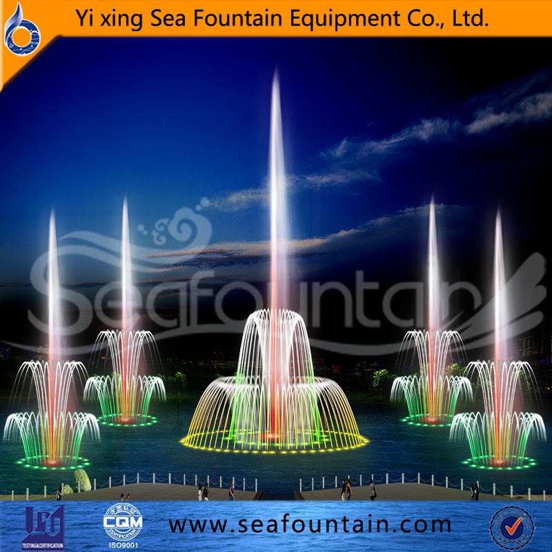 Sesfountain Design Multimedia Music Fountain