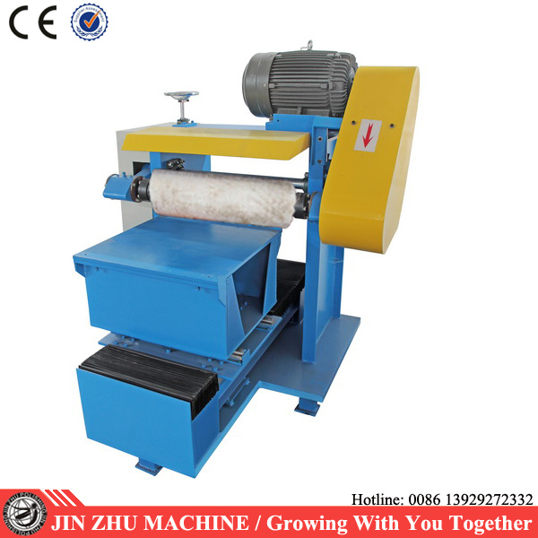 Metal Sheet Mirror Polishing Machine
