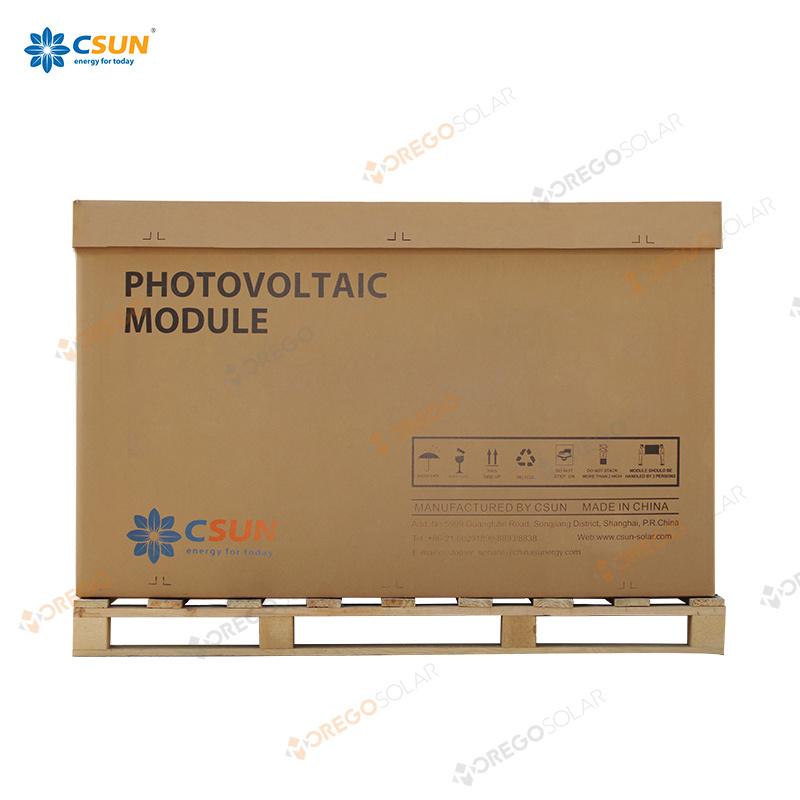 Csun Poly Solar Panel (cell) 265W-270W Solar Module