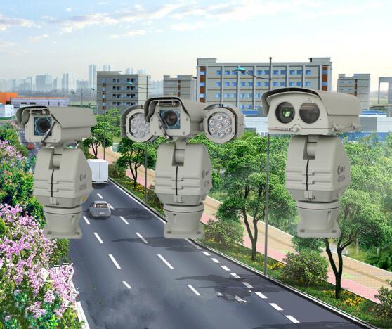 1km 2.0MP 20X Chinese CMOS HD Laser PTZ IR Camera