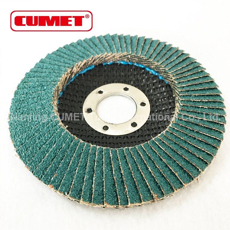 Non Woven Flap Disc Interleaf Abrasive Cloth