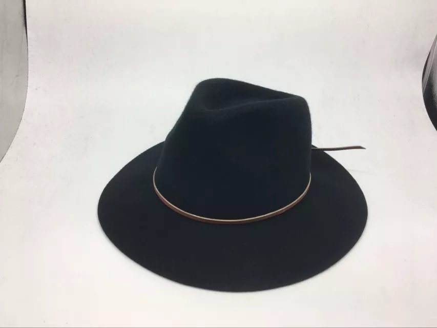 Winter Hot Selling Wool Wide Brim Man Cap Hat