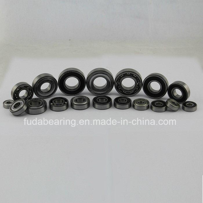 Chrome Steel Deep Groove Ball Bearing 6301 Bearing for Motor Engine