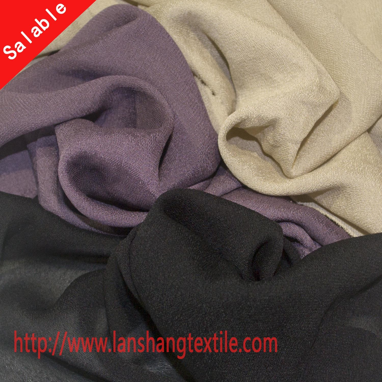 Viscose Fabric Light Soft Fabric Woven Fabric Chemical Fabric for Dress Shirt Skirt Garment