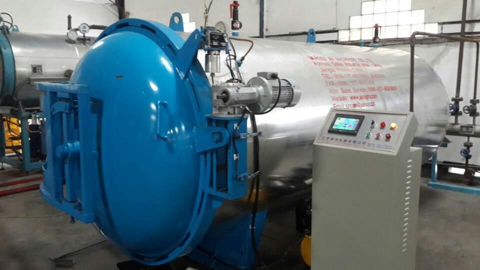 Kszx Stainless Steel Yarn Conditioning Machine