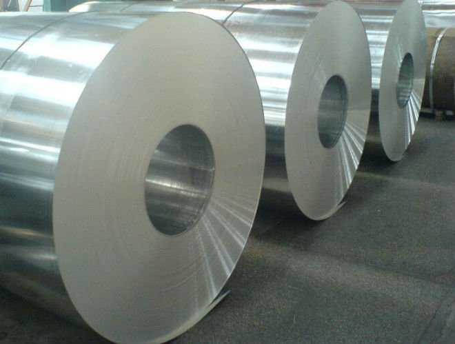 Aluminum Air-Condition Foil Heat Exchange Equipment Use