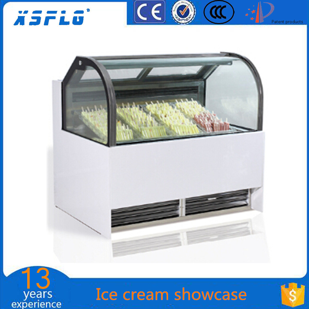 China Factory Ice Cream Popsicle Display