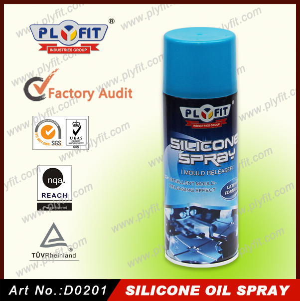 Silicone Oil Spray Mould-Releasing Spray