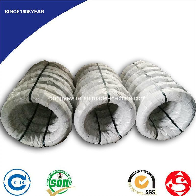 DIN 17223 En 10270 JIS G3521 Steel Wire 1 mm