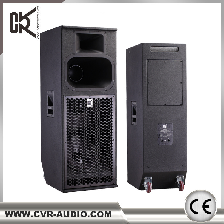Long Throw Type Outdoor Speaker / Loudspeaker Professional Audio Equipment