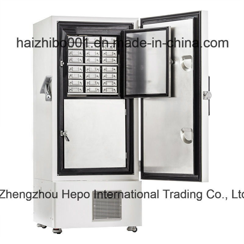 -40c to -86c Biologicle Sample Ultra Low Temperature Freezer