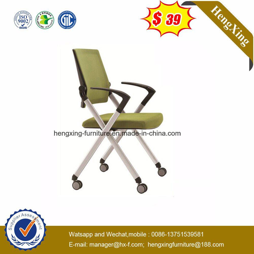 Chinese Furniture Ergonomic Office Plastic Folding Chair (HX-5CH013)