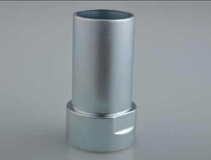 Precision Machined Aluminum Spare Parts