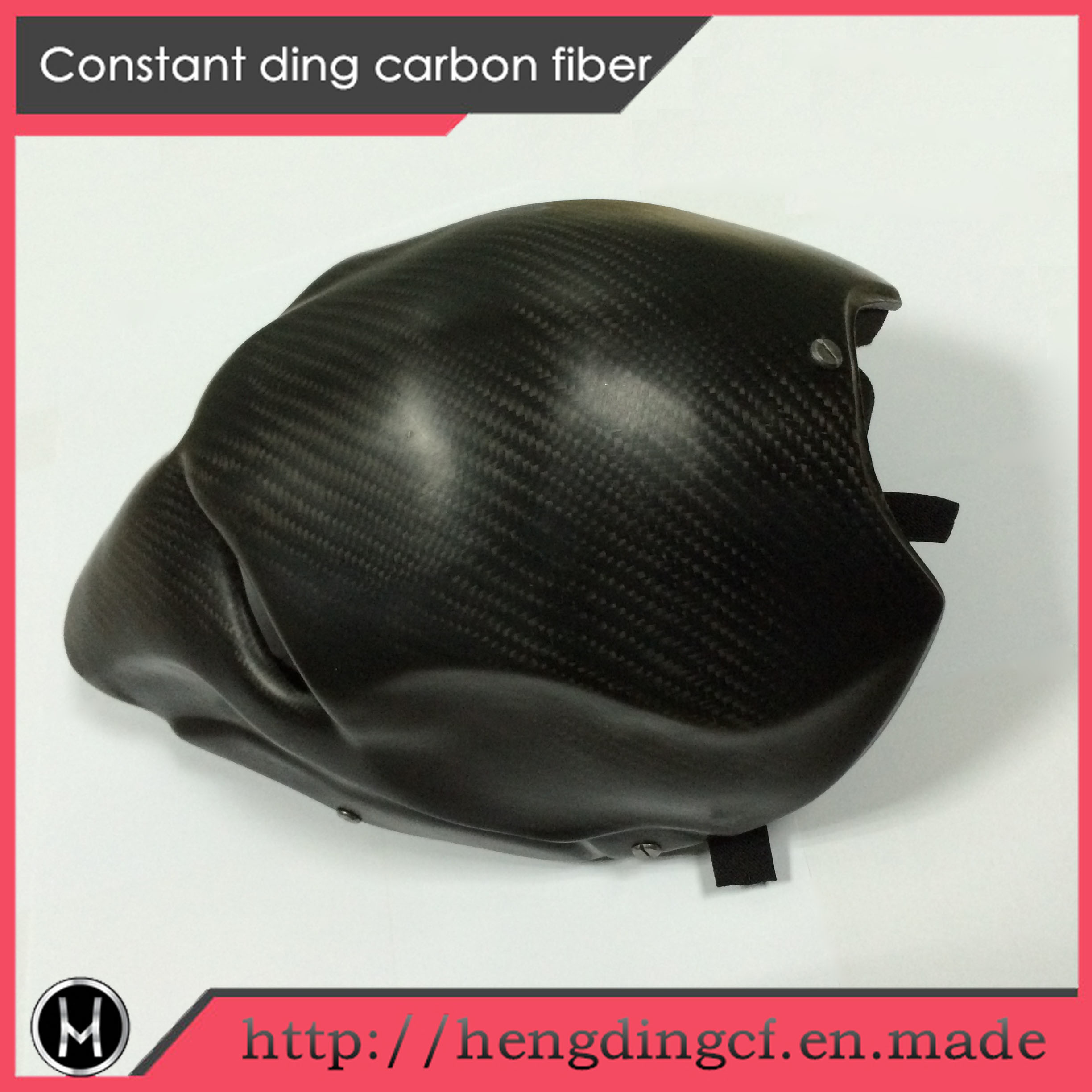 Wear-Resisting Anti-Static Carbon Fiber Helmet