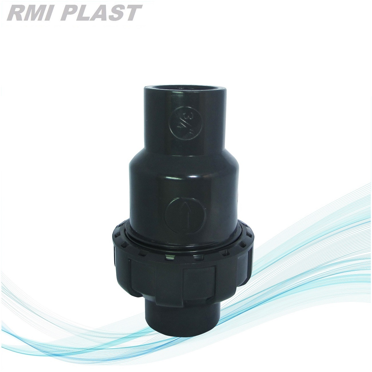 PVC Check Valve for Water Supply