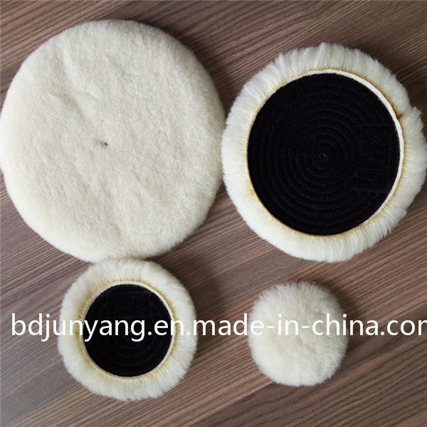 Car Polishing Wheel Wholesale Wool Pad and Sponge Pad