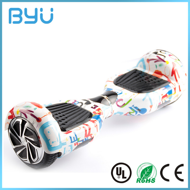 OEM UL 60950-1 (charger) Passed 2 Wheel Hoverboard