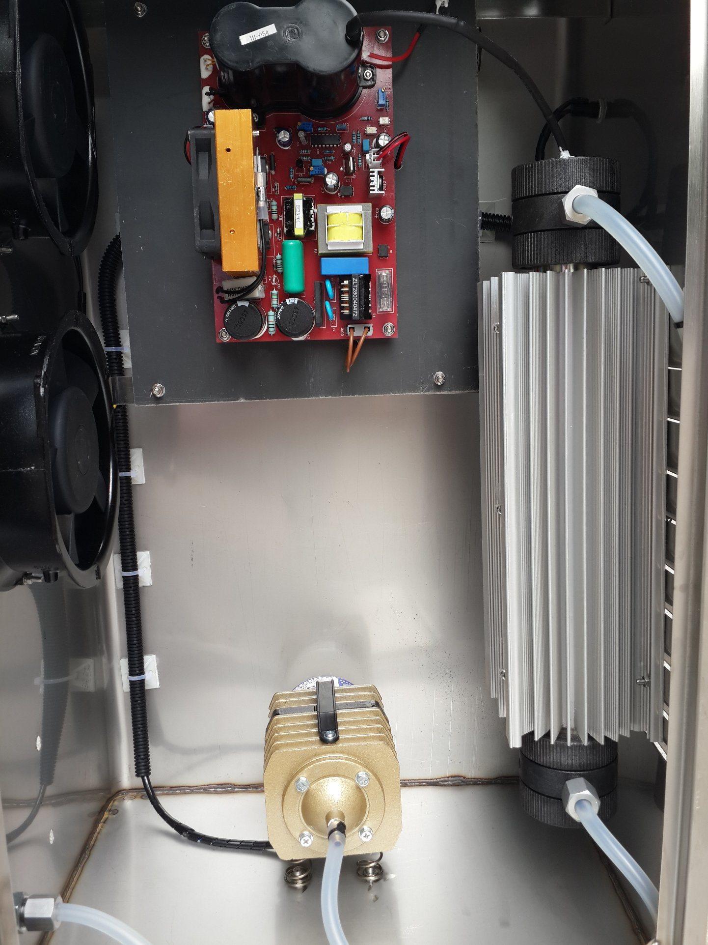 Ozone Air Purifier / Industrial Ozone Generator