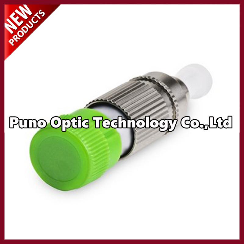 FC/APC Single-mode Fixed Male-Female Fiber Optic Attenuator