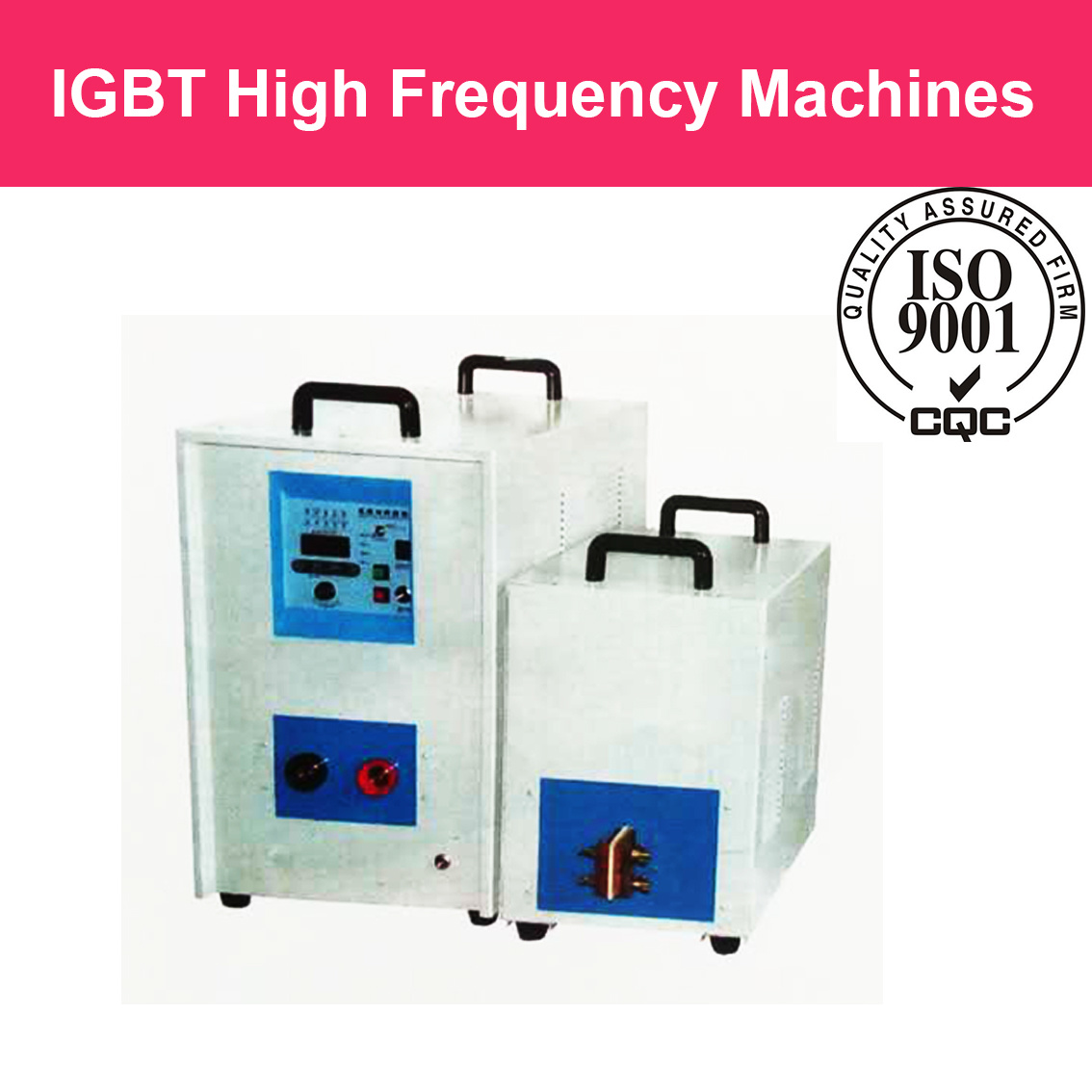 High Frequency Heating Machine Induction Equipment Series for Melting Smelting Bending Thermal Treatment Welding Devices