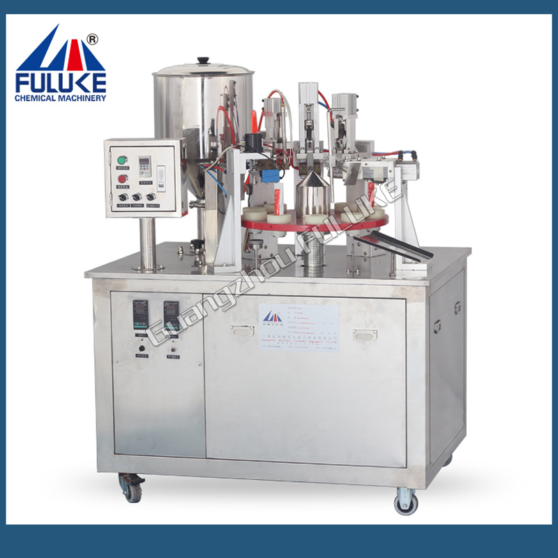 Fuluke Fgf-a Automatic Plastic Tube Filling and Sealing Machine