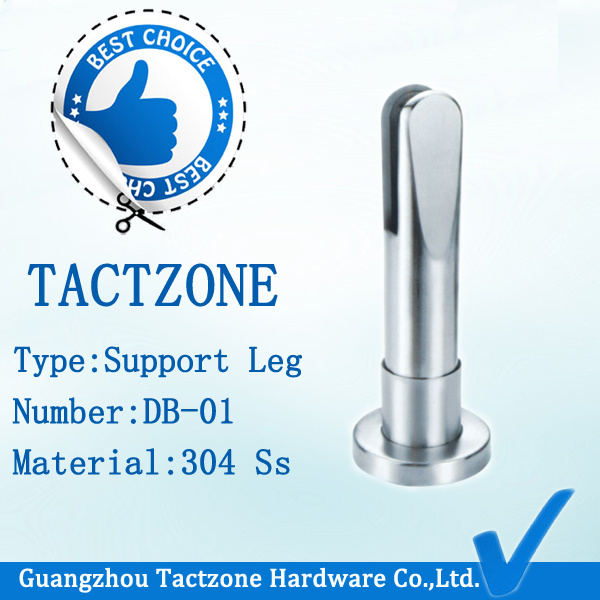 Hot Sales Toilet Partition Stainless Steel 304 Adjustable Feet