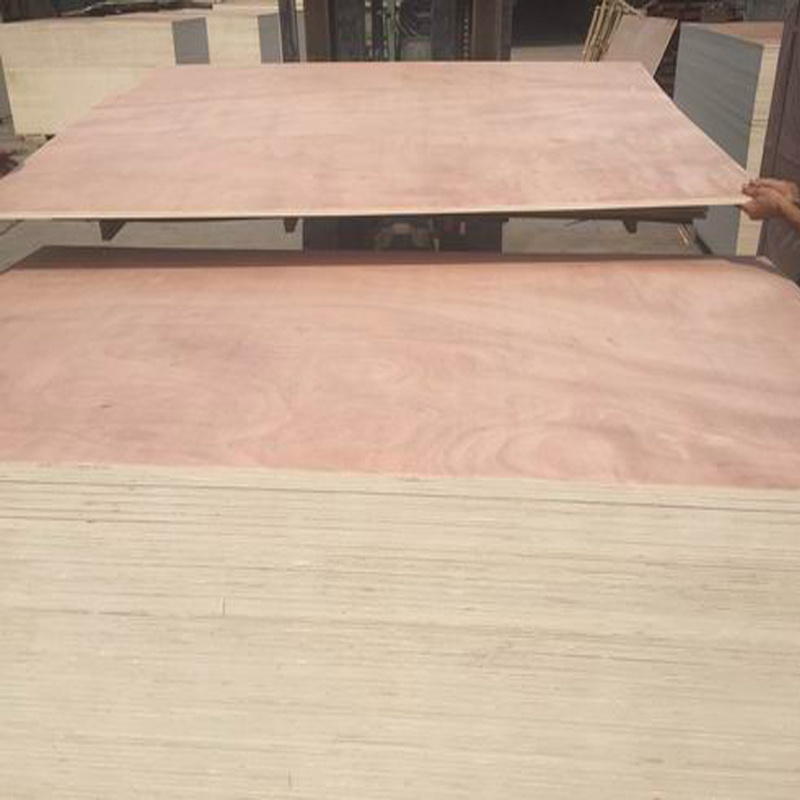 Commercial Plywood Bintangor Face Plywood BB/CC Grade